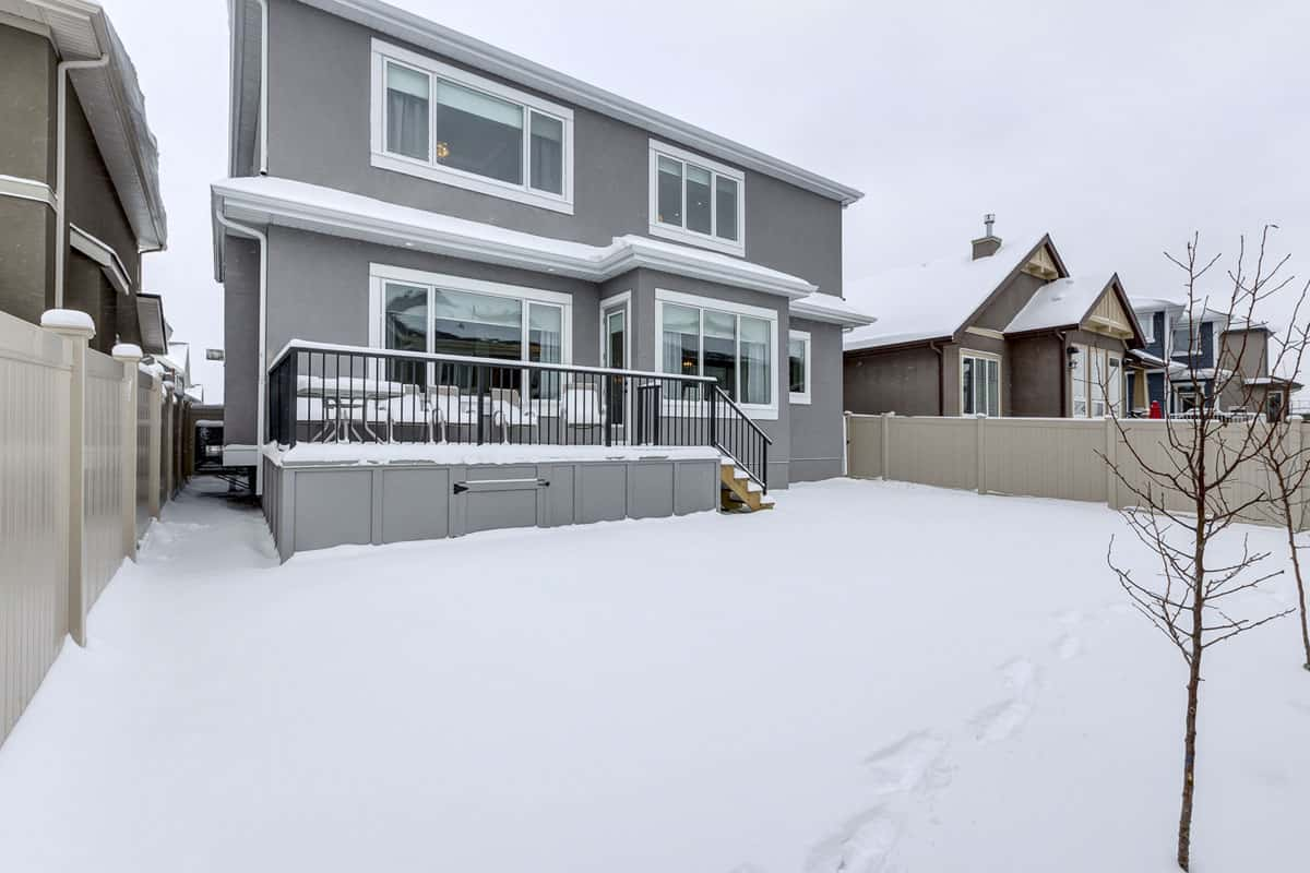 46 West Grove Rise SW - Calgary Custom Home - 20
